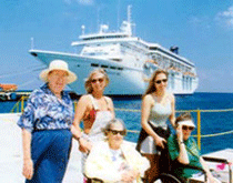 Senior Citizens on a Cruise - Long Term Care | Woodinville, WA